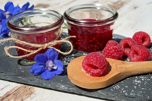 hindbær marmelade01