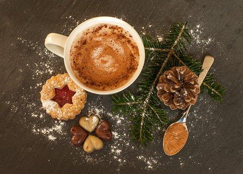 varm kakao til jul